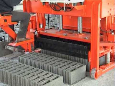 Concrete blocks supply in Bangladesh