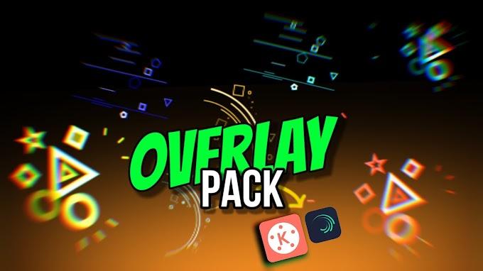 Overlay Pack for kinemaster AlightMotion