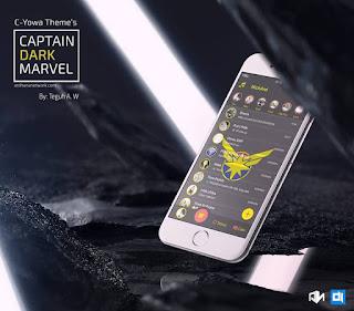 Captain 'Dark' Marvel
