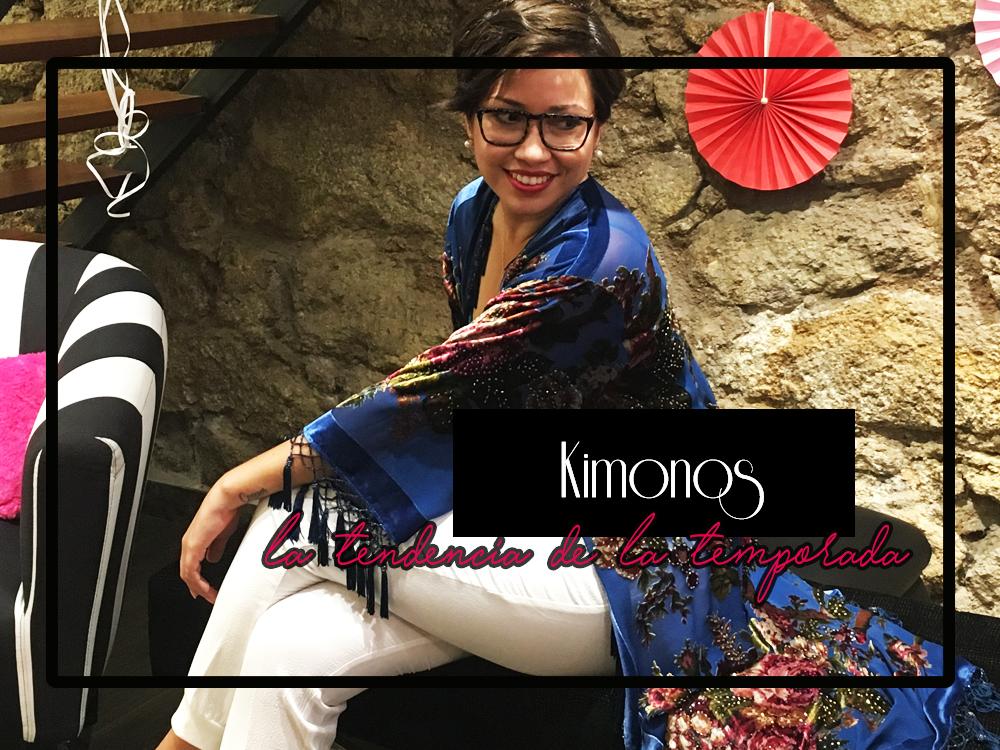 tendencia kimono