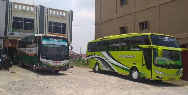 Bus Pariwisata Pekanbaru
