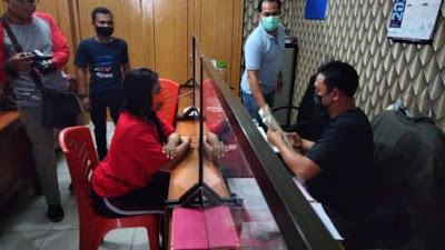 Wanita Di Jambi Ditangkap Polisi Kasus Ijazah Palsu