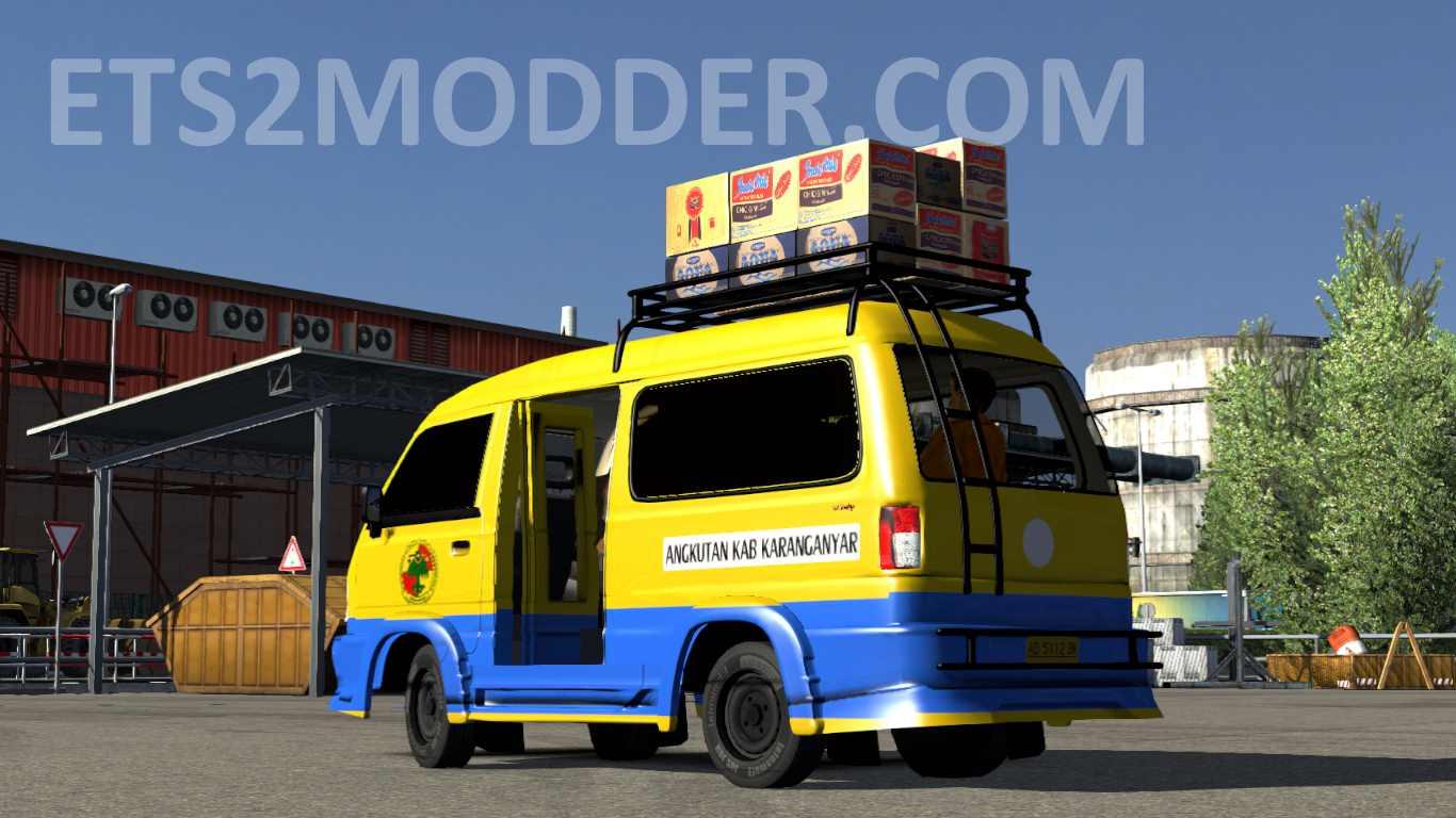 9900 Koleksi Mod Mobil Ets2 V1.30 HD