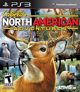Cabela's North American Adventures PS3 Torrent