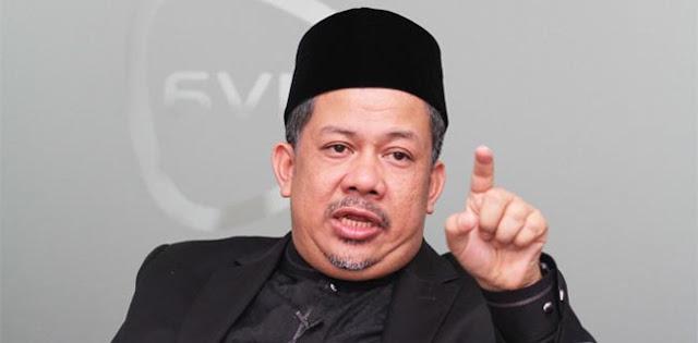 Fahri Hamzah: Tuduhan Din Syamsuddin Biayai Teroris Permainan Orang Sakit