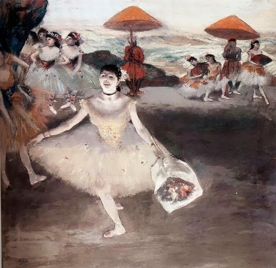 Edgar Degas biografía
