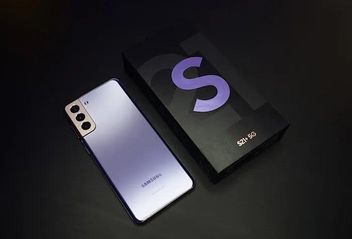 إغراق Android Iphone S21