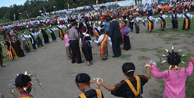 Ritual Kapu Agu Naka Dari Manggarai Raya Bumi Flores