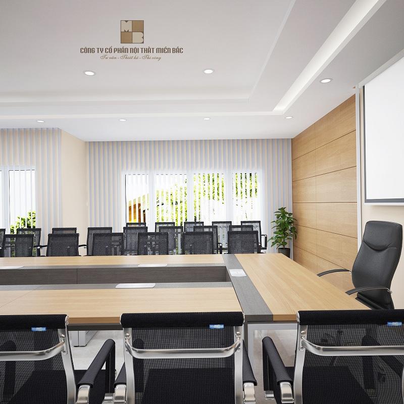 Tư vấn thiết kế nội thất văn phòng họp chuyên nghiệp