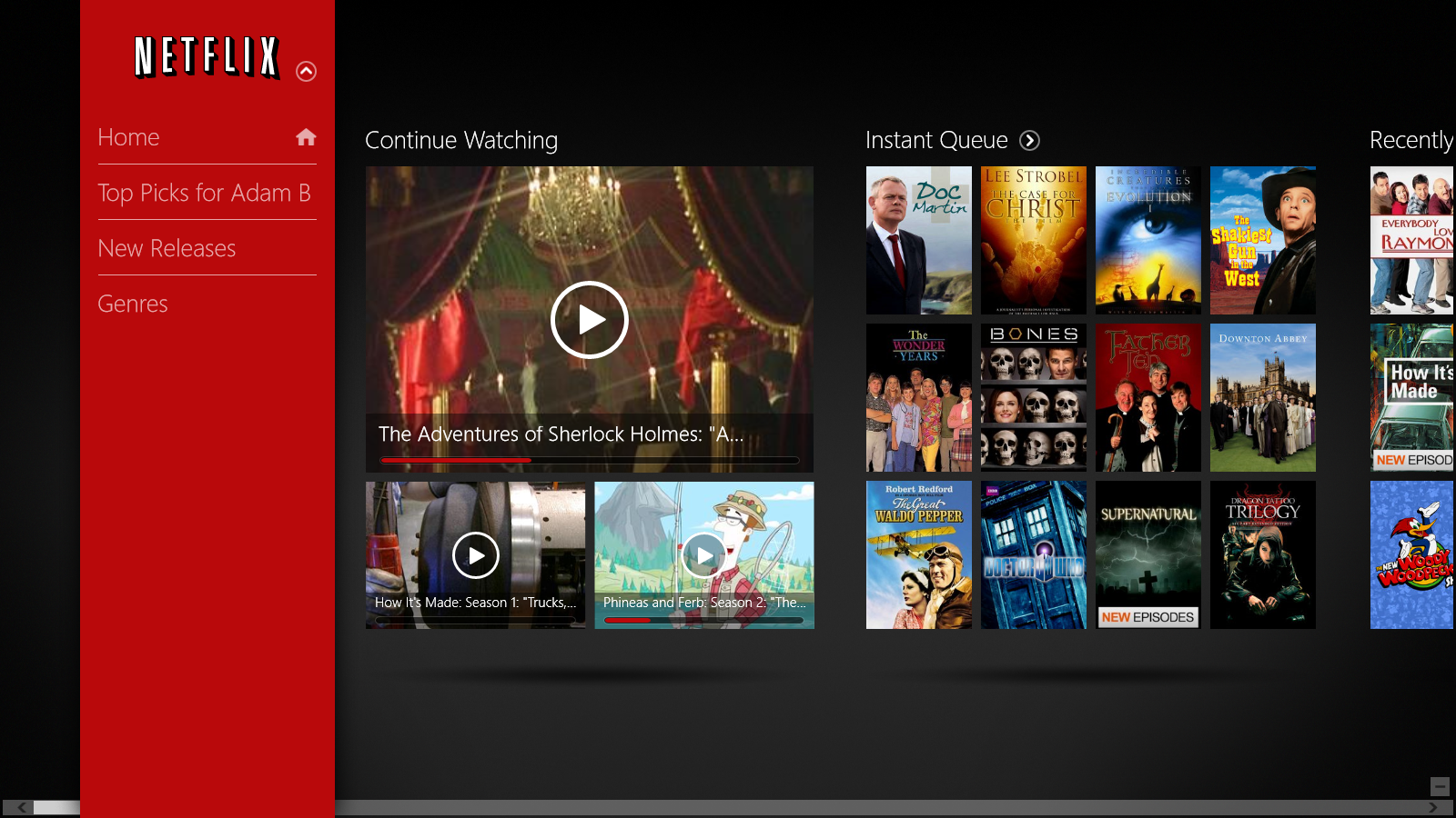 A workaround for watching Netflix on Windows 10 Technical Preview