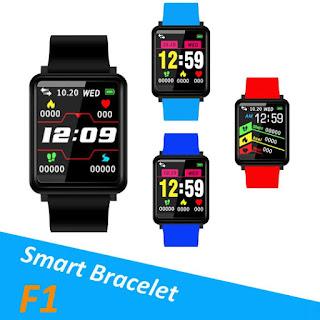 f1 braccialetto smartwatch