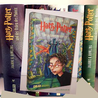 Blog, Zauber, Harry Potter, lesen, Zauberwelt, Blog - Silke Boldt