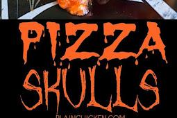 RECIPE PIZZA SKULLS