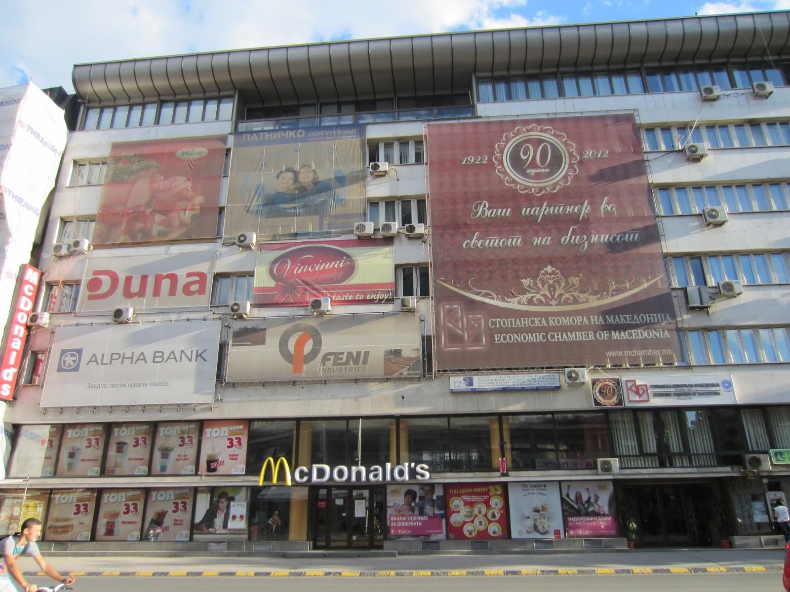 Souvenir Chronicles: SKOPJE, MACEDONIA, Part 3