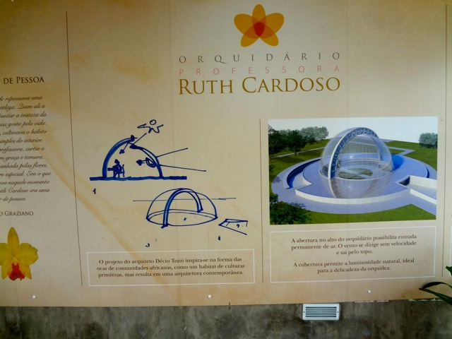 Parque Villa-Lobos - Orquidário