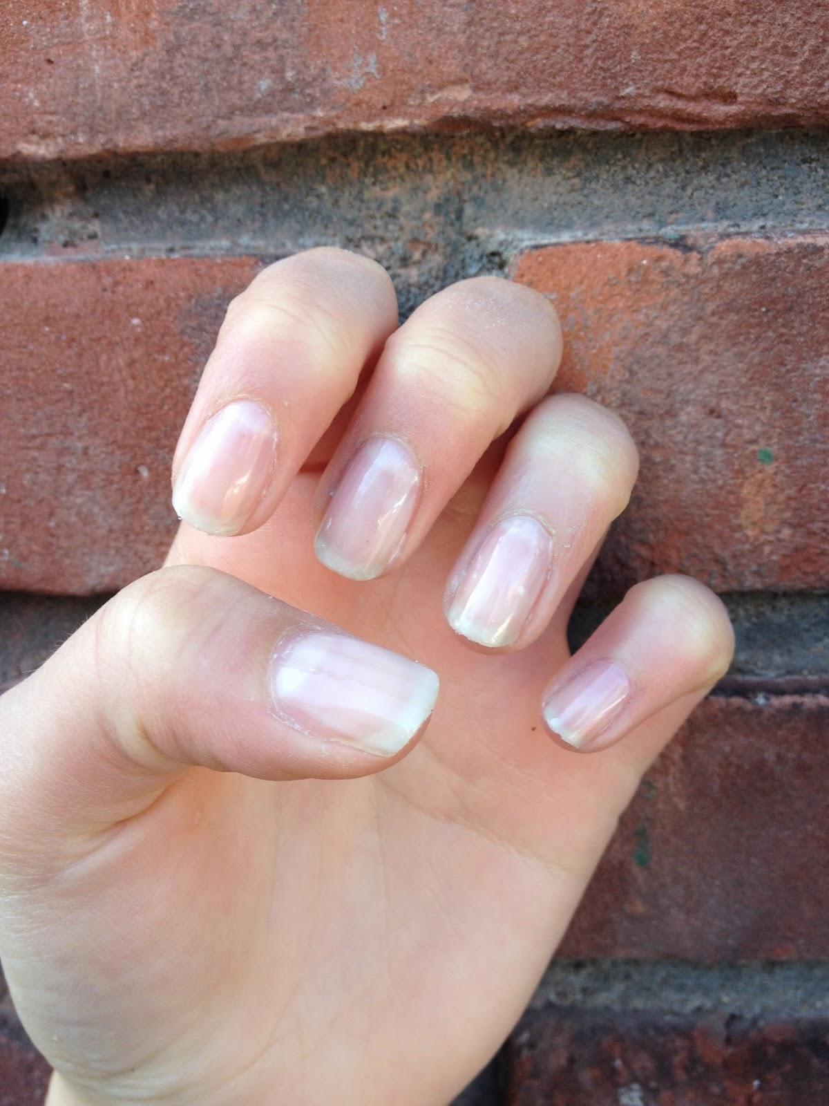 hoe blijft je nagellak langer zitten