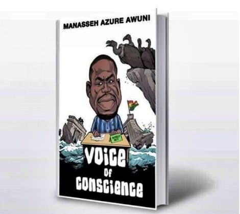 Prez Mahama Buys Manasseh Azure's Book For GHC13,000