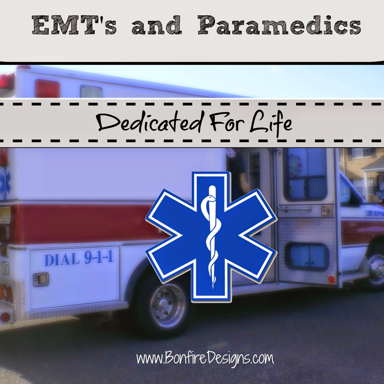 EMT and Paramedic Apparel and Gifts
