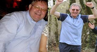 Πατέρας έχασε 50 κιλά για να χαρίσει το νεφρό στον καρκινοπαθή γιο του και να του σώσει τη ζωή