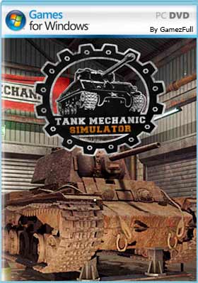 Tank Mechanic Simulator (2020) PC Full Español