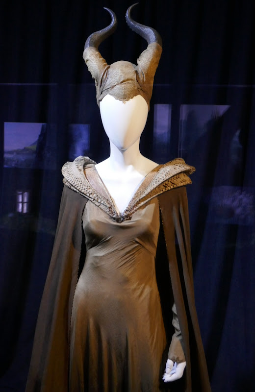 Angelina Jolie Maleficent Mistress of Evil Moors reptilian costume
