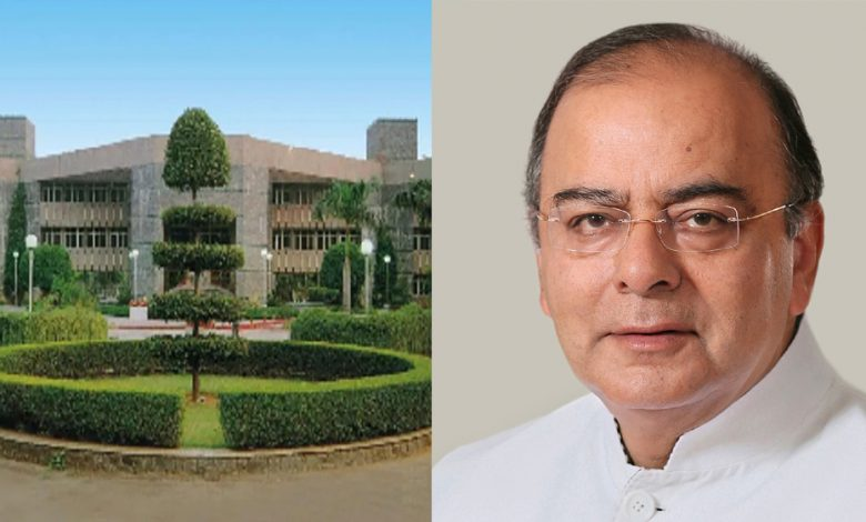 ARUN JAITLEY NATIONAL INSTITUTE OF FINANCIAL MANAGEMENT