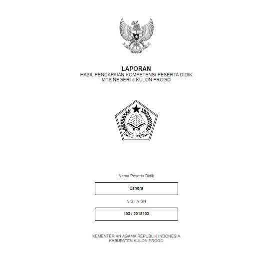 Source Code Aplikasi Rapor K13 Codeigniter [GRATIS]