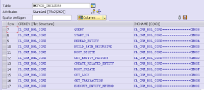 General properties of ABAP Classes / Interfaces