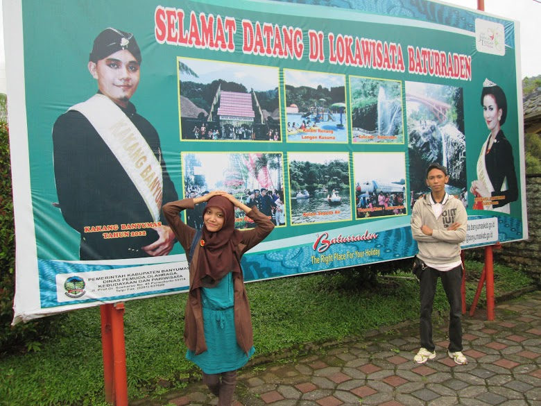 LEGENDA WISATA BATURADEN – BANYUMAS, ONE OF THE WONDERFUL INDONESIA