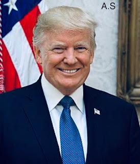 ترامب و الكمامات !