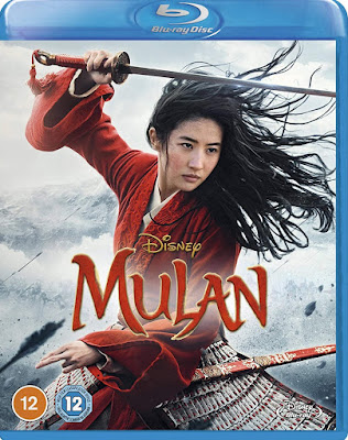 Mulan (2020) [English 5.1ch] 720p | 480p BluRay ESub x264 900Mb | 350Mb