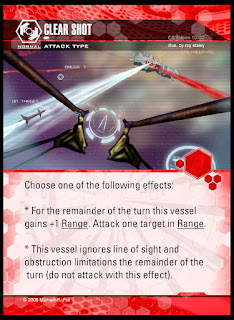 Attack type: Clear Shot