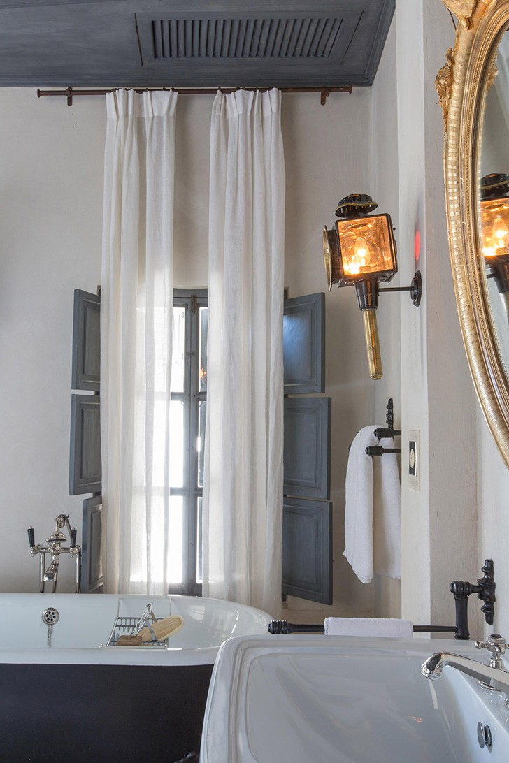 Savoare marocan n stil european jurnal de design interior for Al saffar interior decoration l l c