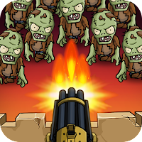 Zombie War: Idle Defense Game Mod Apk