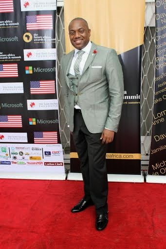 4 Photos: Celebs step out for Future Africa Awards Nominees Reception