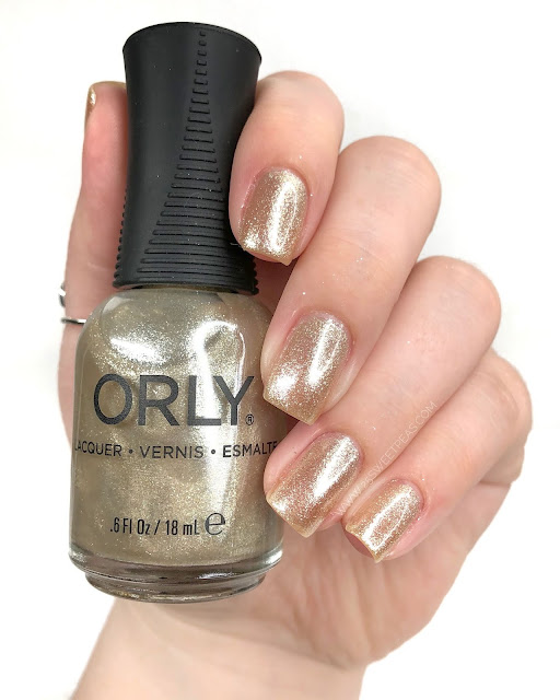 Orly Gilded Glow 25 Sweetpeas