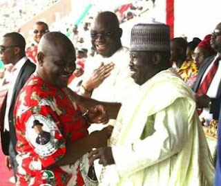 SHERIFF FAYOSE AND WIKE