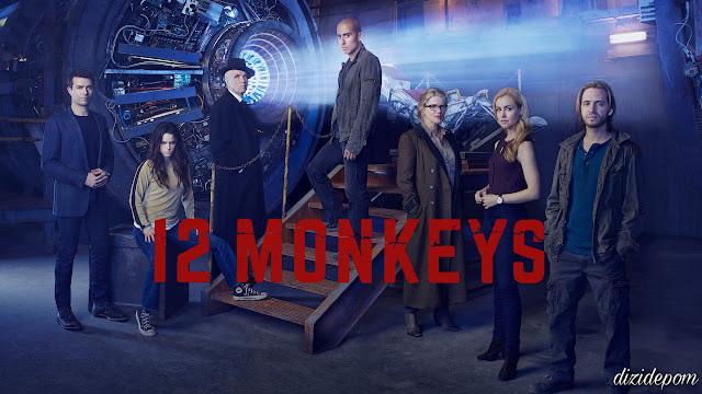 12 Monkeys Dizisi İndir