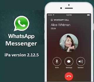 لنظام iOS مكالمات واتساب