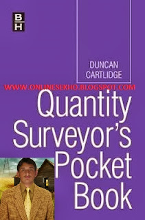 QUANTITY SURVEYORS BOOK