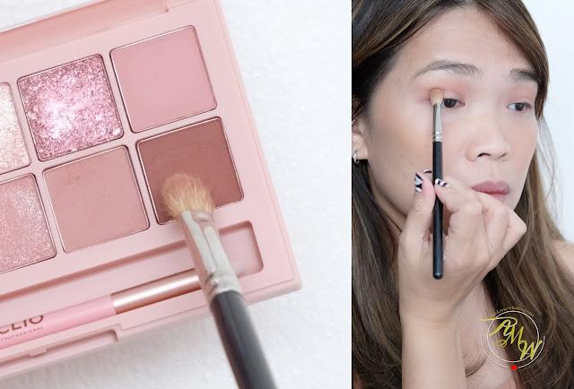 a photo of Nikki Tiu wearing Club Clio Simply Pink Look