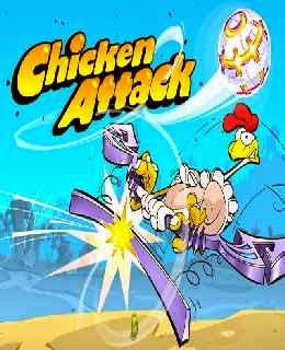Chicken Attack Game