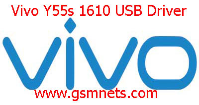 Vivo Y55s 1610 USB Driver Download