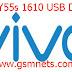 Vivo Y55s 1610 USB Driver Download