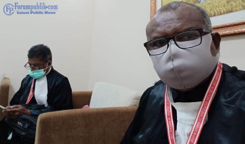 Perdana, Sidang Perkara Sengketa Pemilihan Bupati dan Wabup Manokwari Selatan