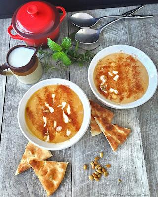 Copycat Panera Butternut Squash Soup