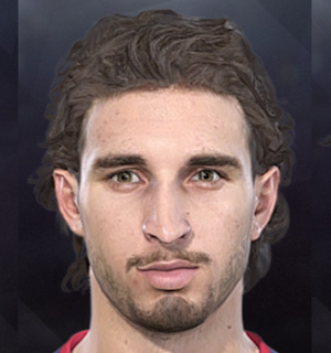 PES 2018 Faces Šime Vrsaljko by Tiitoo