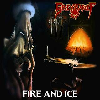 """Το single των Grey Wolf """"Fire and Ice"""""""