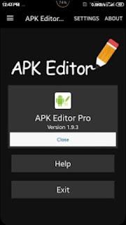 APK Editor Pro Mod Apk