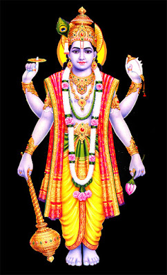 vishnu bhagwan satya narayan ji ke wallpaper hd